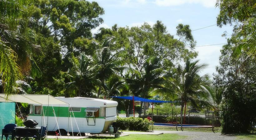 Poolside sites
